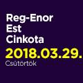 Reg-Enor Est Szabó Sigfriddel Cinkotán