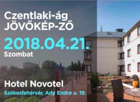 Czentlaki-ág JÖVŐKÉP-ZŐ szombaton, Székesfehérvárott