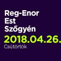 Reg-Enor Est Szőgyénben (Szlovákia) Szabó Sigfriddel