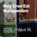Reg-Enor Est Budapesten május 16-án