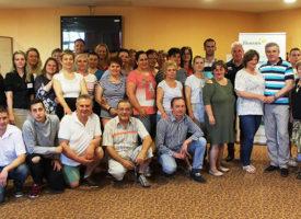 Tudatos Vezető Képzés zajlott a Tóth-Wolford csapatban – ötcsillagos tréning a mórahalmi négycsillagosban