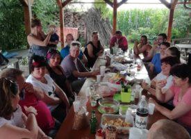 Csapatépítő Családi Napot szerveztek a felvidéki Simonics csapatban