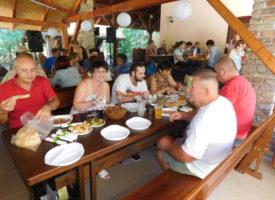 Fergeteges családi nap volt július végén a Molnár ágon