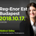 Reg-Enor Est Budapesten október 17-én – Mi (t)eszünk az egészségünkért! Neked is segíthetünk?