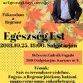 Egészség Est Ferenczy Lászlóval Salgótarjánban – fókuszban a Reg-Enor