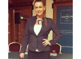 """,,Ahol akarat van, ott út is van"""" – vallja a most már Arany HV Csordás Anikó, akinek 2018 az eddigi legjobb éve a Sinka-ágon"""