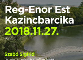 Reg-Enor Est Szabó Sigfriddel Kazinbarcikán