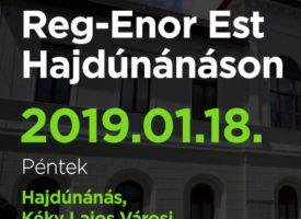 Reg-Enor Est Hajdúnánáson