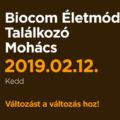 Biocom Életmód Találkozó Mohácson