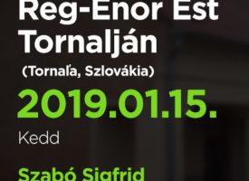 Reg-Enor Est Tornalján (Tornaľa, Szlovákia)