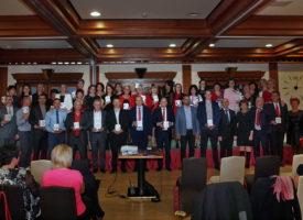 140 fős közösség ünnepelte a sikeresztendőt és a karácsonyt a Czentlaki-ág decemberi záró gálarendezvényén