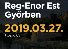 Reg-Enor Est Győrben