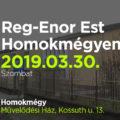 Reg-Enor Est Homokmégyen Szabó Sigfriddel