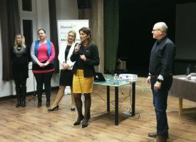 Valentin napi, teltházas Életmód Est Győrben, a Sinka-ágon