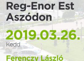 Reg-Enor Est Aszódon