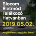 Biocom Életmód Találkozó Hatvanban