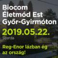 Biocom Életmód Est Győr-Gyirmóton