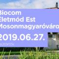 Biocom Életmód Est Mosonmagyaróváron