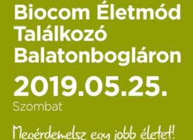 Biocom Életmód Találkozó Balatonbogláron