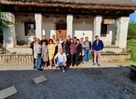 A bikali birtokon szereztek élményeket és tudást a Molnár-ág vezetői a Biocomos HV tréningen