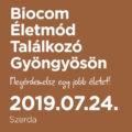 Biocom Életmód Találkozó Gyöngyösön