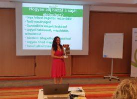 Mosolygós volt a júliusi Startképzés a Molnár-ágon, versennyel, célkitűzésekkel