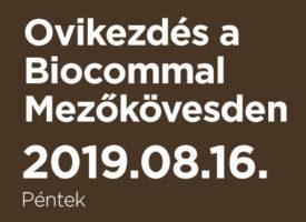 Ovikezdés a Biocommal Mezőkövesden