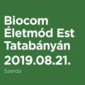 Biocom Életmód Est Tatabányán