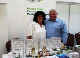A Mikrobiom Pro nemzetközi sikere – aranyéremmel díjazták a magyar terméket Bukarestben