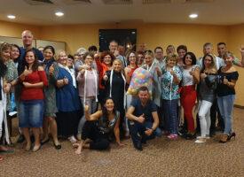 Tervezés, gyakorlati tudás, elindítás, vezetővé válás – sok minden belefért a mórahalmi kétnaposba a Molnár-ágon