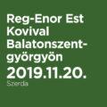 Reg-Enor Est Kovival Balatonszentgyörgyön