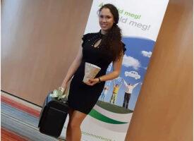 Egy életre szóló pozitív változás, avagy hogyan lett hálózatvezető Horváth Nikolett a Molnár-ágon?