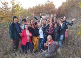 Amikor az Ózon nem mérgez, pusztán tisztít – Molnár-ág vezetőképző volt a Mátrában