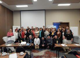 A novemberi, felvidéki Vezetőképző Sikertréning is segített abban, hogy a Beta-ág szlovákiai tagjai önmaguk legjobbjává váljanak
