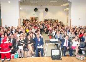 Adventi Startképzés, ünnepi évzáró és a jövőt előkészítő rendezvény volt Ferenczy-, Vass-, Beta- és Gazdag-ágon