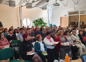 Kulcsfontosságú Kulcsember-képzés volt Szegeden, a Molnár-ágon, a Lőrincz házaspárral