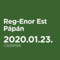 Reg-Enor Est Pápán
