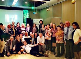 A Csordás-ág is hozzátette a magáét a Biocom 2019-es sikeréhez – táncos évzárást tartottak decemberben, Győrben