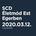 SCD Életmód EstEgerben