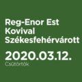 Reg-Enor Est Kovival Székesfehérvárott