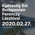 Egészség Est Budapesten Ferenczy Lászlóval