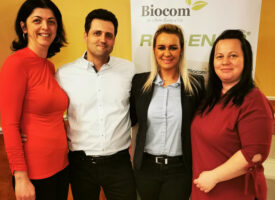 Biocom és Reg-Enor: egy jó döntés mindenkinek! – Életmód Est volt Dunaszentpálon, a Csordás-csapatban