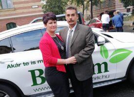 Neki találták ki: élete legjobb döntése volt a Biocomhoz csatlakozni Botosné Melindának, a Tóth-Wolford-ág ezüst vezetőjének
