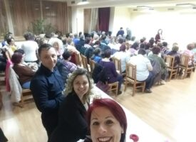 Szabó Sigfrid feltaláló adott tanácsokat a Reg-Enor kúrához Debrecenben