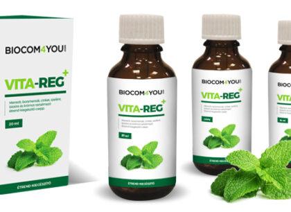 Sokoldalú, komplex étrend-kiegészítővel gazdagodott a Biocom: itt a Vita-Reg+