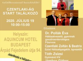 Czentlaki-ág offline Startprogram július 19-én, vasárnap, Budapesten – ne maradj le, tanulj a legjobbaktól!
