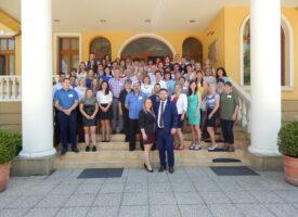Felfrissülés, új munkatársak, minősülő hálózatvezetők – jól sikerült Sikertréning aPálfi-Kis-ágon, Szlovákiában