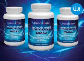 Berobbant a Biocomba az új immunbomba – Immune MMXX, a széles spektrumú étrend-kiegészítő, ami kimaxolja a lehetőségeket!