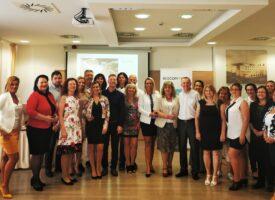 Élettel és tartalommal teli, jó hangulatú Startképzést tartottak Győrött, a Csordás-ágon