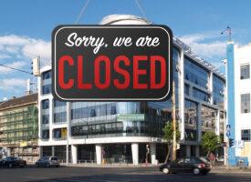 A budapesti ügyfélszolgálati iroda is zárva átmenetileg, de a webshopok üzemelnek, a termékellátás biztosított